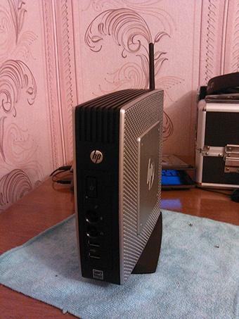 Тонкий клиент HP в качестве домашнего роутера и файл-сервера (часть 1) - 10