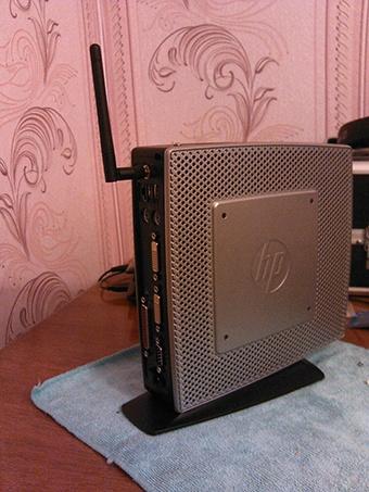 Тонкий клиент HP в качестве домашнего роутера и файл-сервера (часть 1) - 11