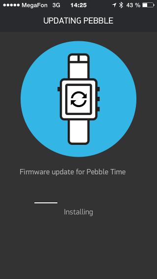 Умные часы Pebble Time: анбоксинг и первые впечатления - 12