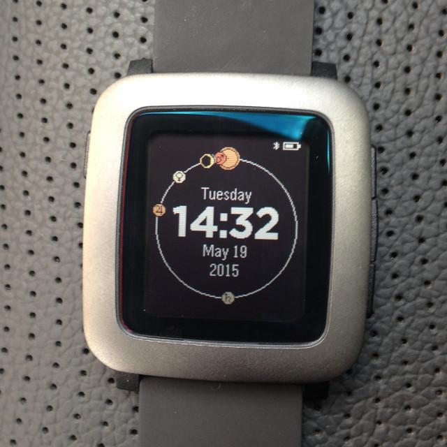 Умные часы Pebble Time: анбоксинг и первые впечатления - 17