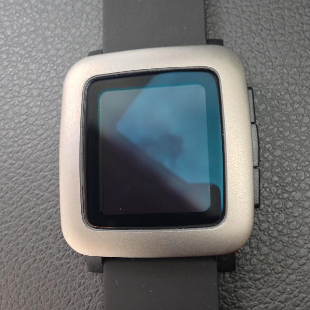 Умные часы Pebble Time: анбоксинг и первые впечатления - 6