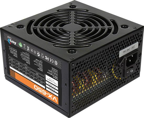 В блоках питания AeroCool VX реализована защита от перегрузки по напряжению и мощности, пониженного напряжение и короткого замыкания