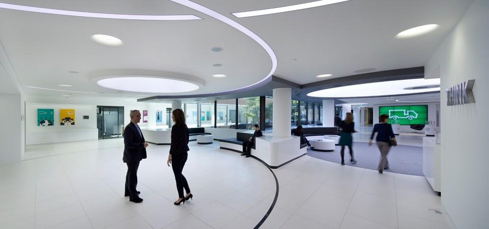 IBM открывает ультрасовременный клиентский центр в Москве - 2