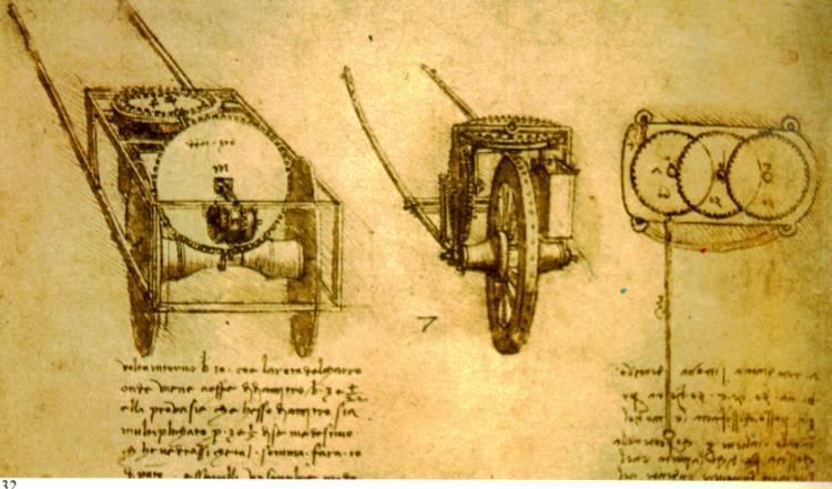 Кто придумал шагомер: художник, президент и три известных часовщика - 3