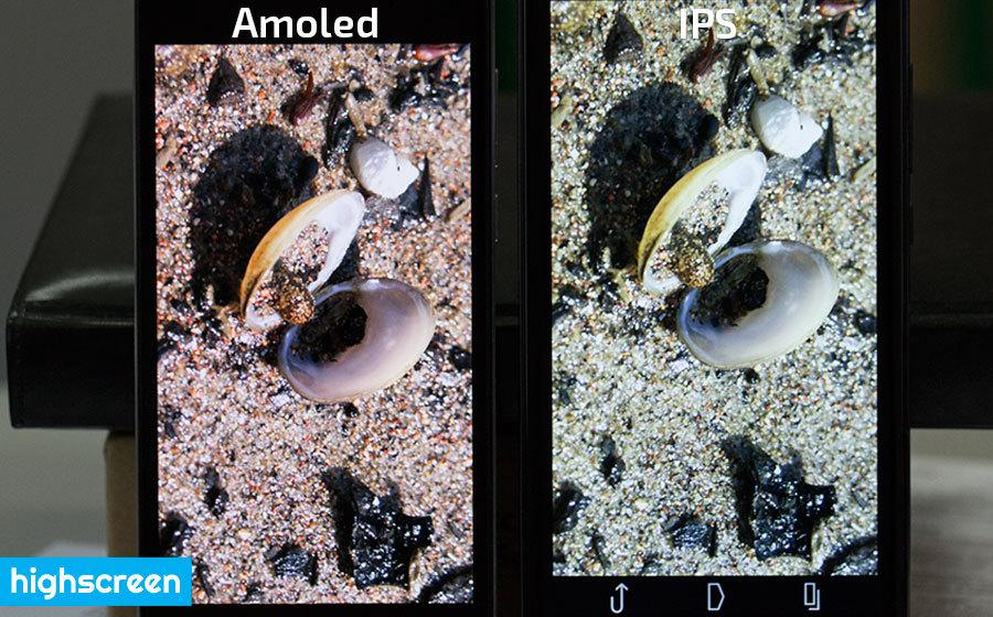 Изучаем AMOLED-дисплей нашего нового смартфона - 16