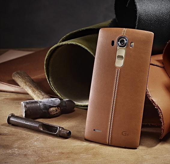 На изготовление кожаной обивки смартфона LG G4 уходит 12 недель - 1
