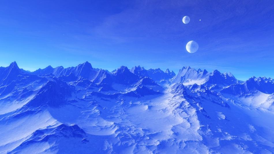 Новое альтернативное небо от ТВ Роскосмоса - 1