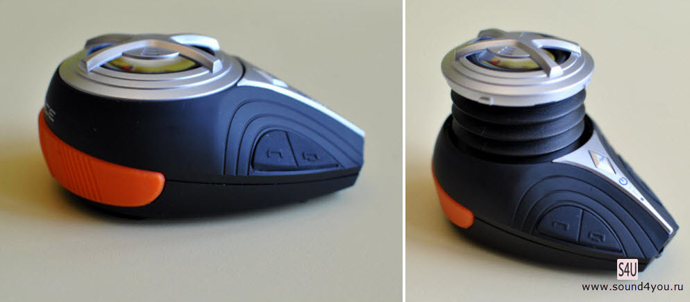 Обзор портативной Bluetooth колонки Monoprice High Performance Bike c креплением для велосипеда - 4