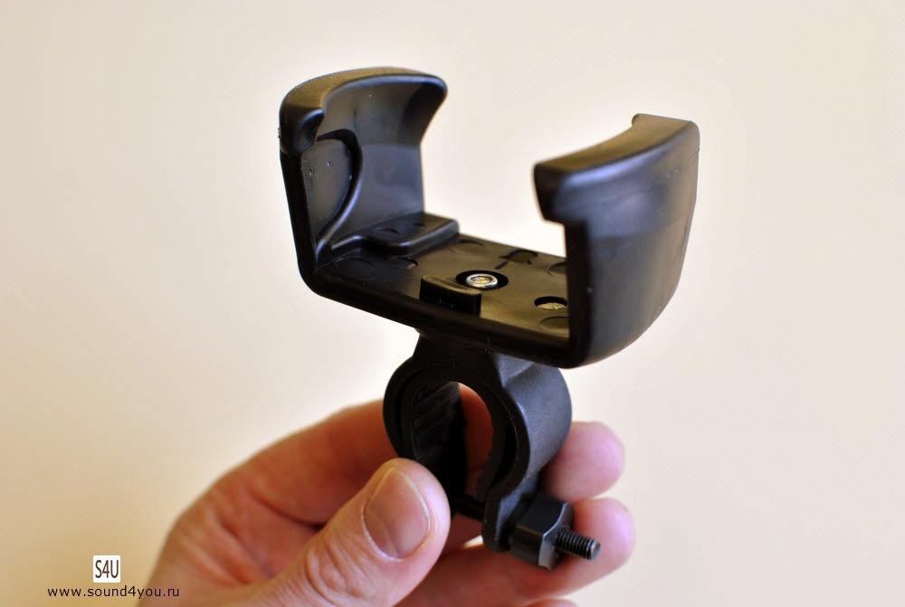 Обзор портативной Bluetooth колонки Monoprice High Performance Bike c креплением для велосипеда - 7