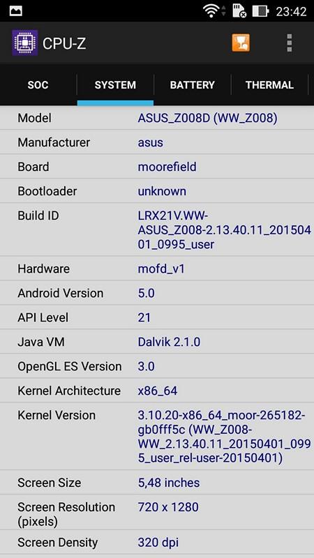 Обзор смартфона ASUS ZenFone 2 и фирменных аксессуаров - 16