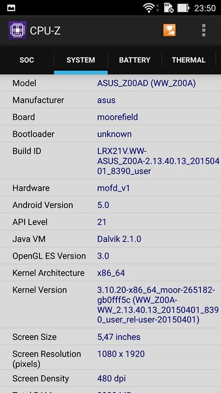Обзор смартфона ASUS ZenFone 2 и фирменных аксессуаров - 8