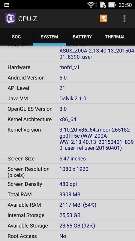 Обзор смартфона ASUS ZenFone 2 и фирменных аксессуаров - 9