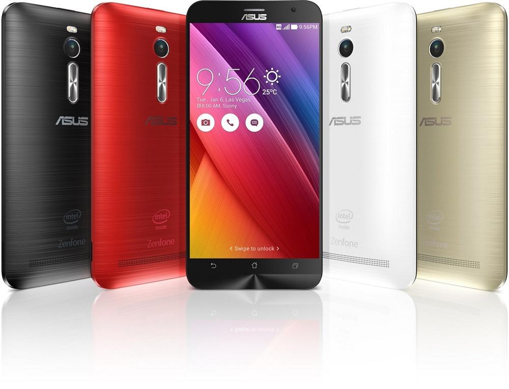 Обзор смартфона ASUS ZenFone 2 и фирменных аксессуаров - 1