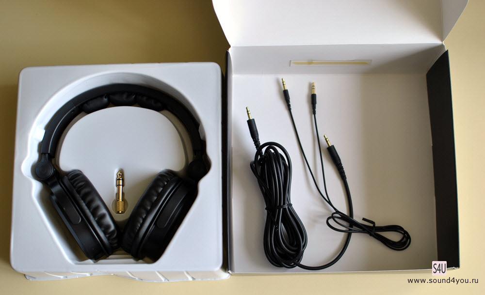 Обзор наушников закрытого типа Monoprice Premium Hi-Fi DJ MHP-839 - 3