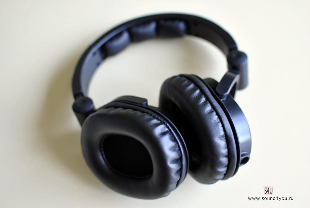 Обзор наушников закрытого типа Monoprice Premium Hi-Fi DJ MHP-839 - 4