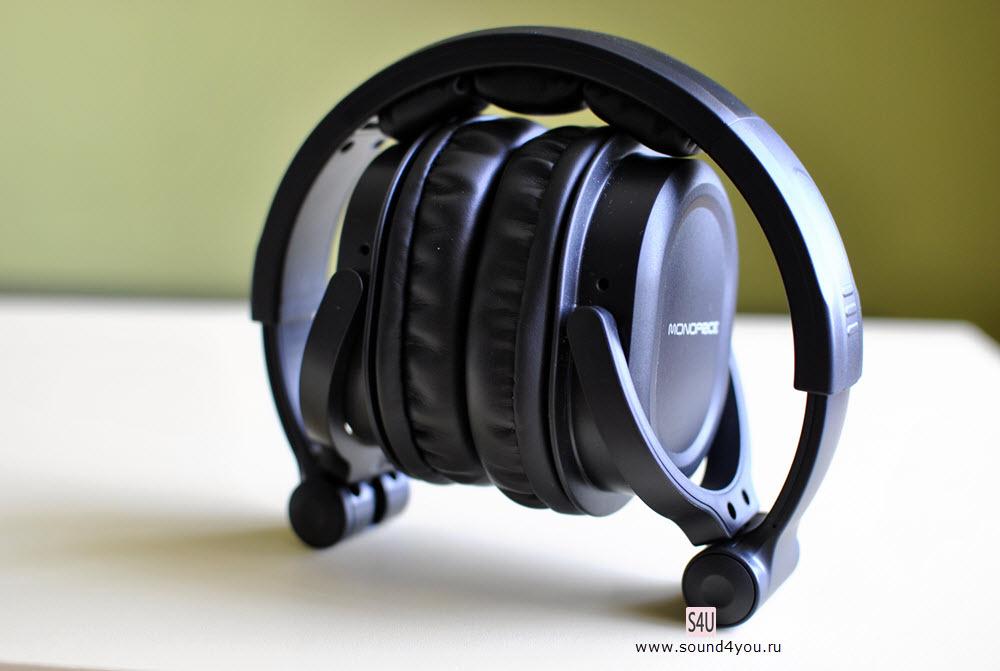 Обзор наушников закрытого типа Monoprice Premium Hi-Fi DJ MHP-839 - 5