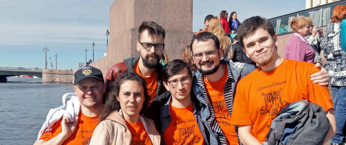 «Сфинкс-DataArt» на чемпионате России по «Что? Где? Когда?» - 1
