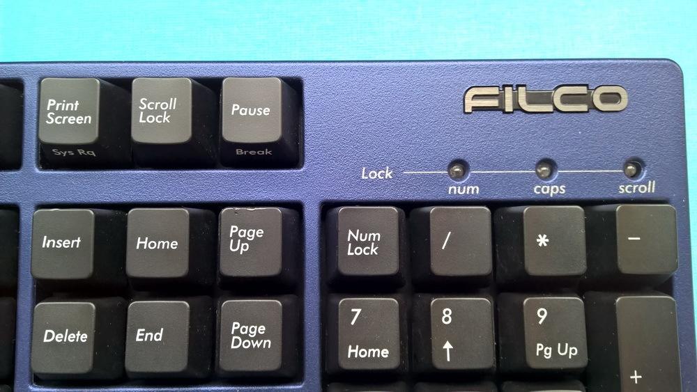 Обзор и разбор клавиатуры Filco Majestouch 2 - 35