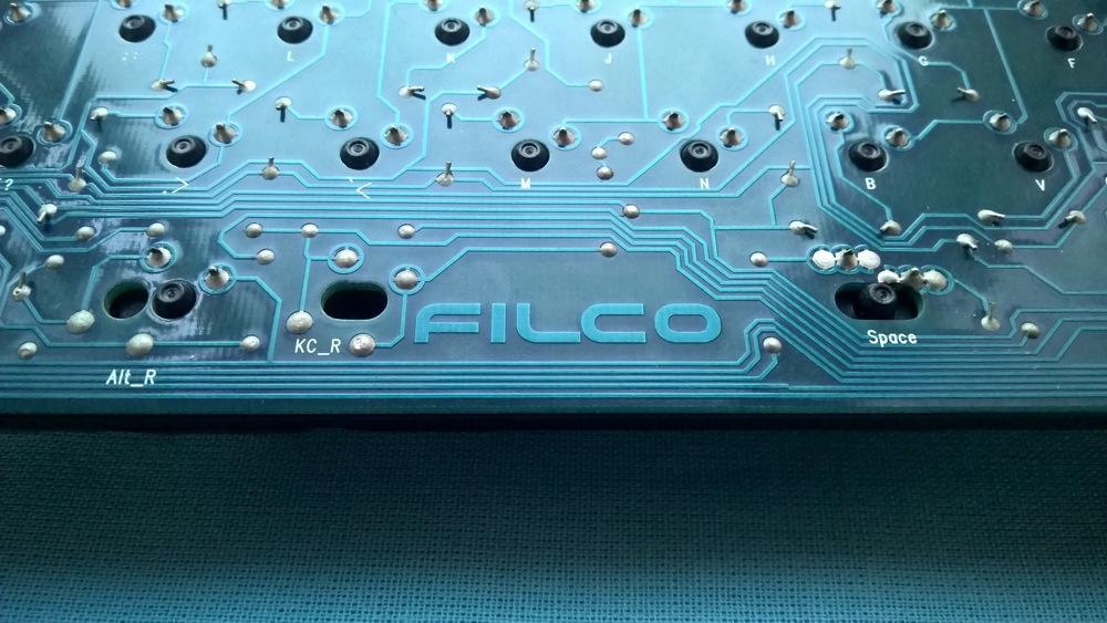 Обзор и разбор клавиатуры Filco Majestouch 2 - 68