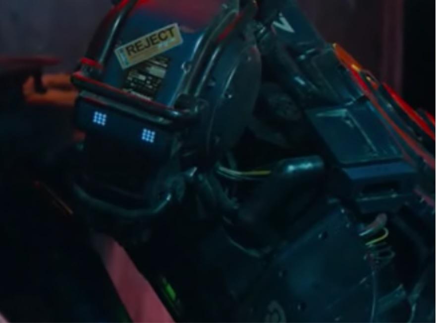 Исследуем UX боевых роботов и прогнозы Голливуда о ближайшем будущем - 11