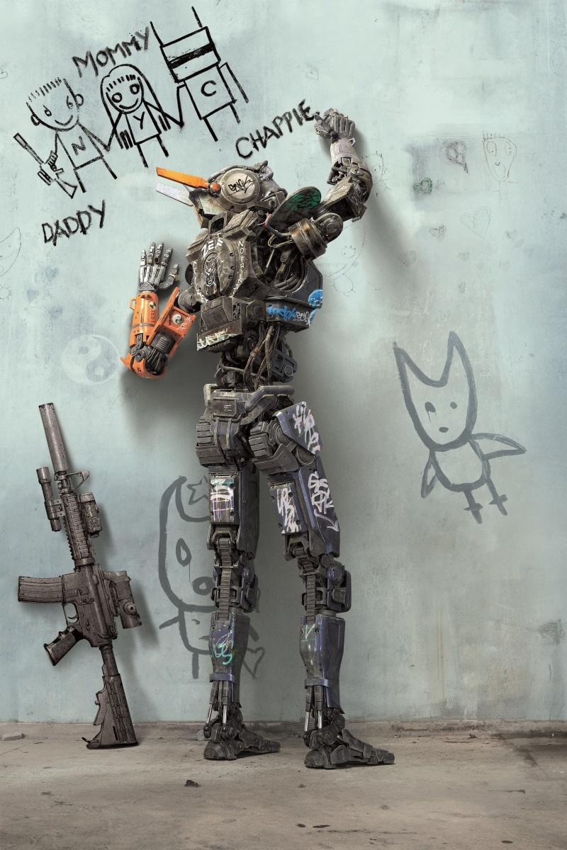Исследуем UX боевых роботов и прогнозы Голливуда о ближайшем будущем - 1