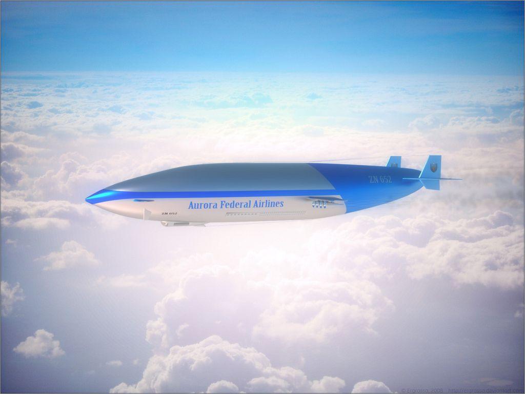 Мечты об авиации будущего - 10
