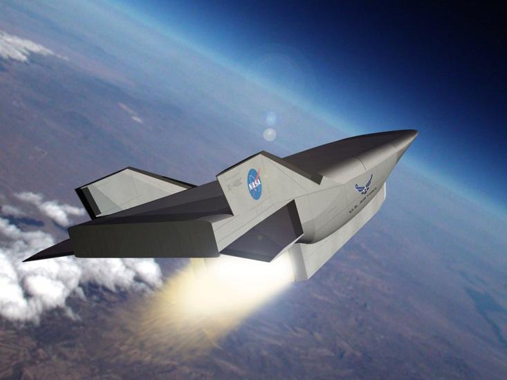 Мечты об авиации будущего - 5