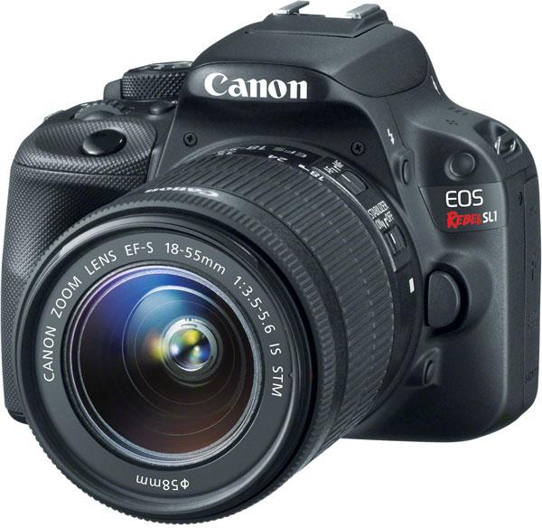 Canon EOS 100D (Canon EOS Rebel SL1)