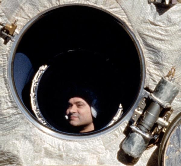 Пообщался с Международной космической станцией - 2