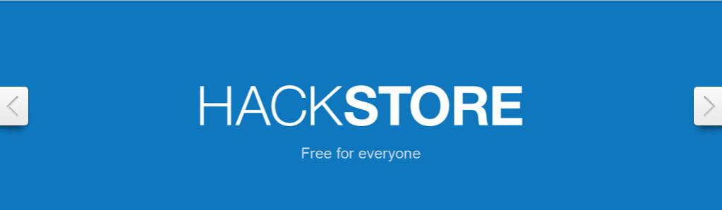 HackStore — обновление 2.0.5 и платежная система - 1