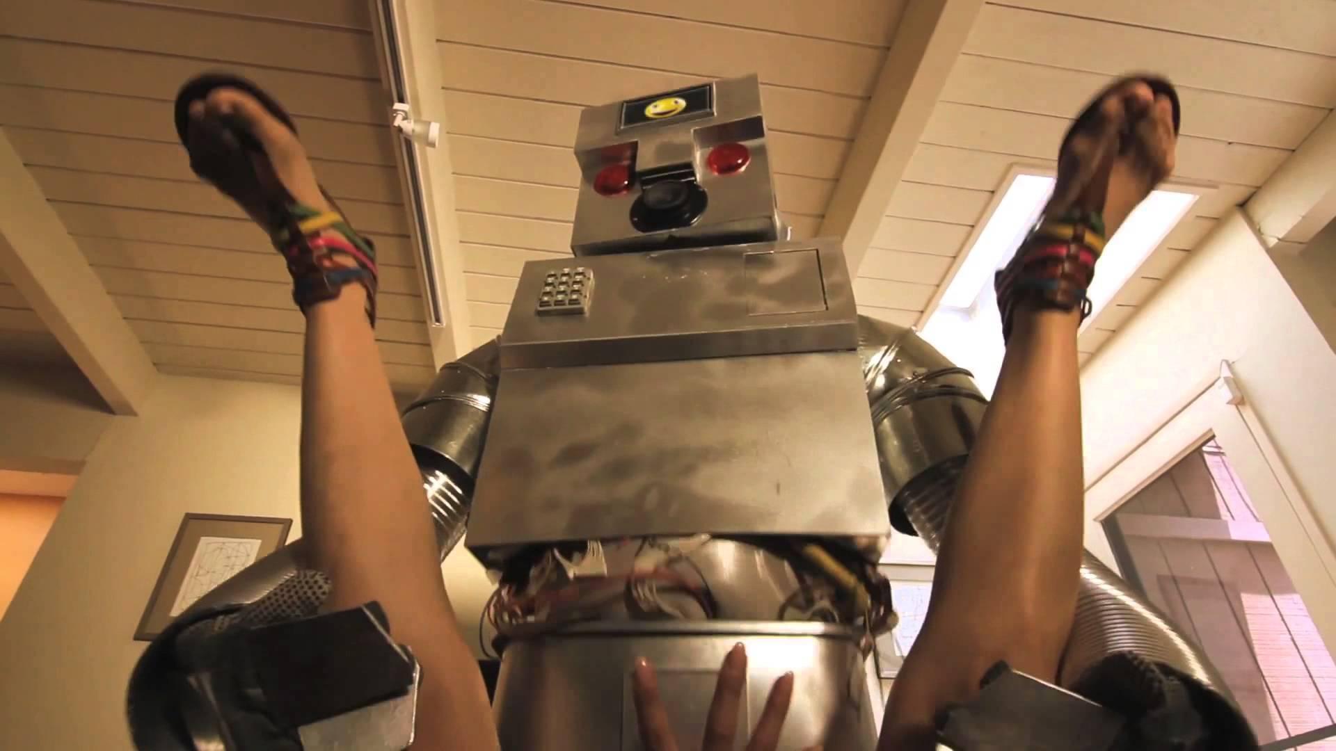 Секс з роботом відео 5 фотография