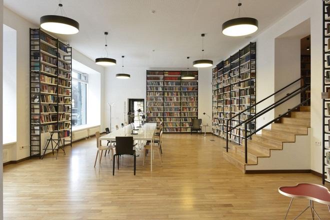 Новая жизнь старых библиотек - 16