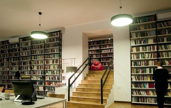Новая жизнь старых библиотек - 17