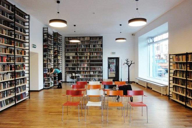 Новая жизнь старых библиотек - 18