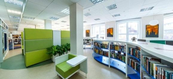 Новая жизнь старых библиотек - 25