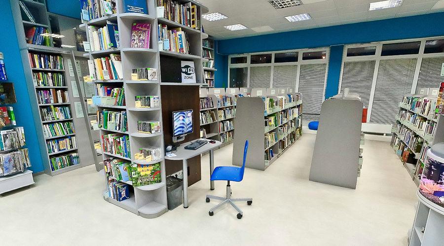 Новая жизнь старых библиотек - 7