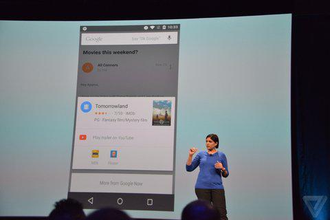 Конференция Google I-O 2015 началась (обновляется). День 1 - 10