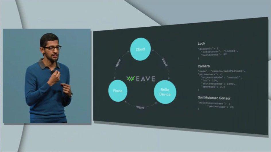 Конференция Google I-O 2015 началась (обновляется). День 1 - 13