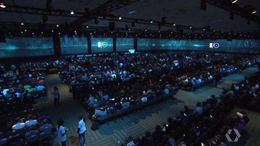 Конференция Google I-O 2015 началась (обновляется). День 1 - 19