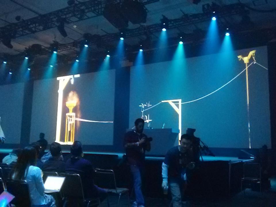 Конференция Google I-O 2015 началась (обновляется). День 1 - 21