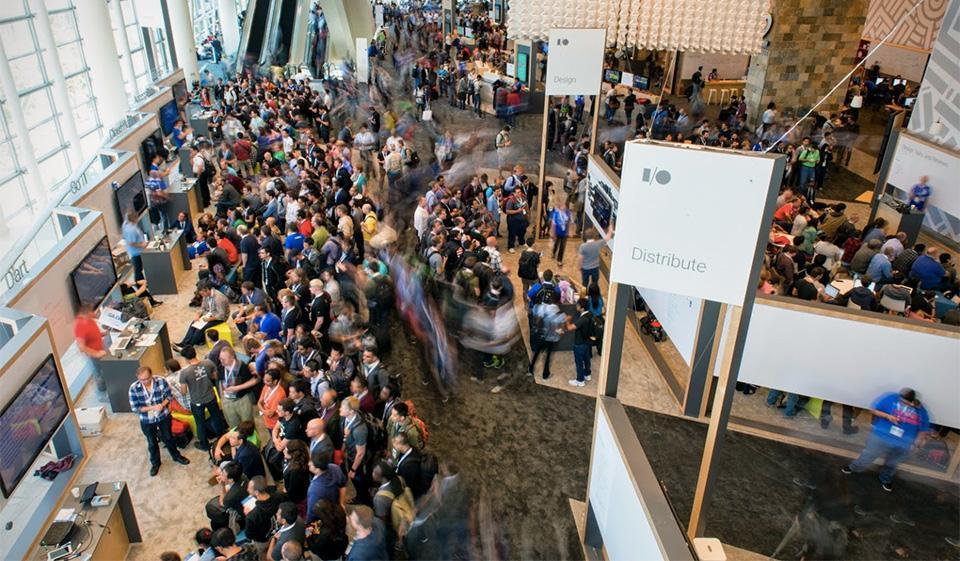 Конференция Google I-O 2015 началась (обновляется). День 1 - 23