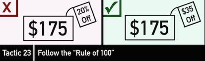 Психология ценообразования: 10 стратегий и 29 тактик - 32