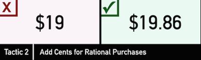 Психология ценообразования: 10 стратегий и 29 тактик - 5