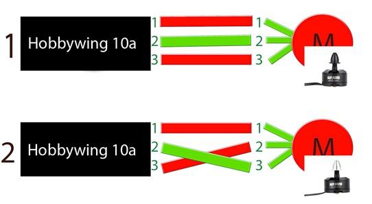 Как собрать квадрокоптер 250-го масштаба - 25