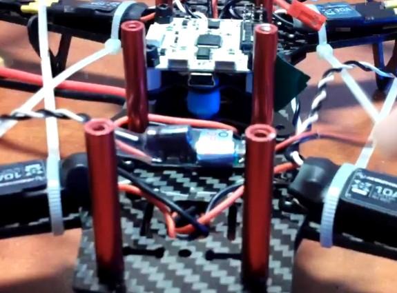 Как собрать квадрокоптер 250-го масштаба - 30