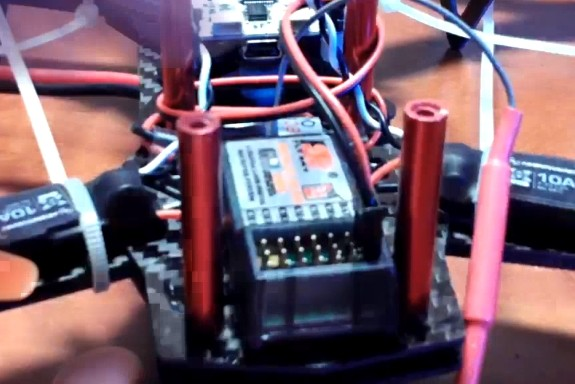 Как собрать квадрокоптер 250-го масштаба - 32