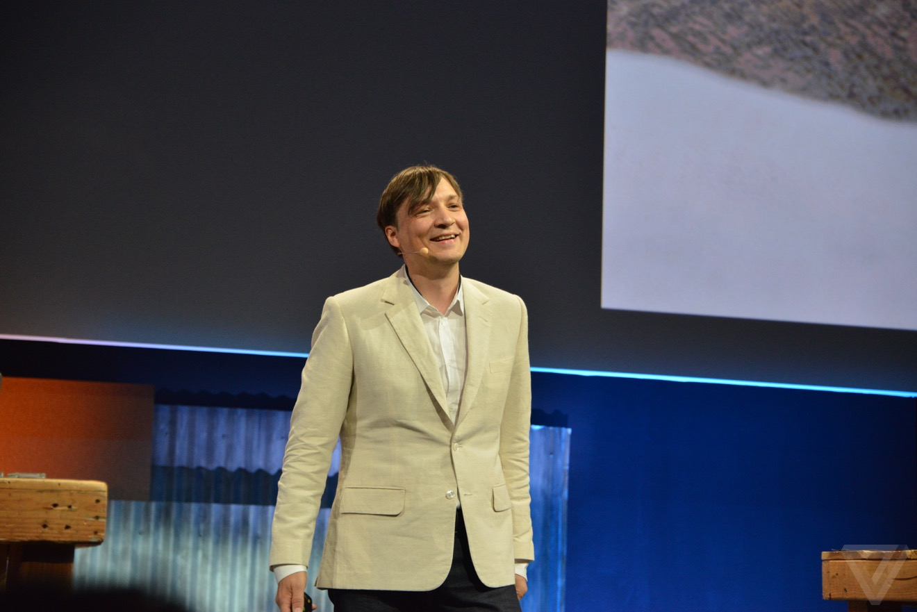 Конференция Google I-O 2015. День второй - 11