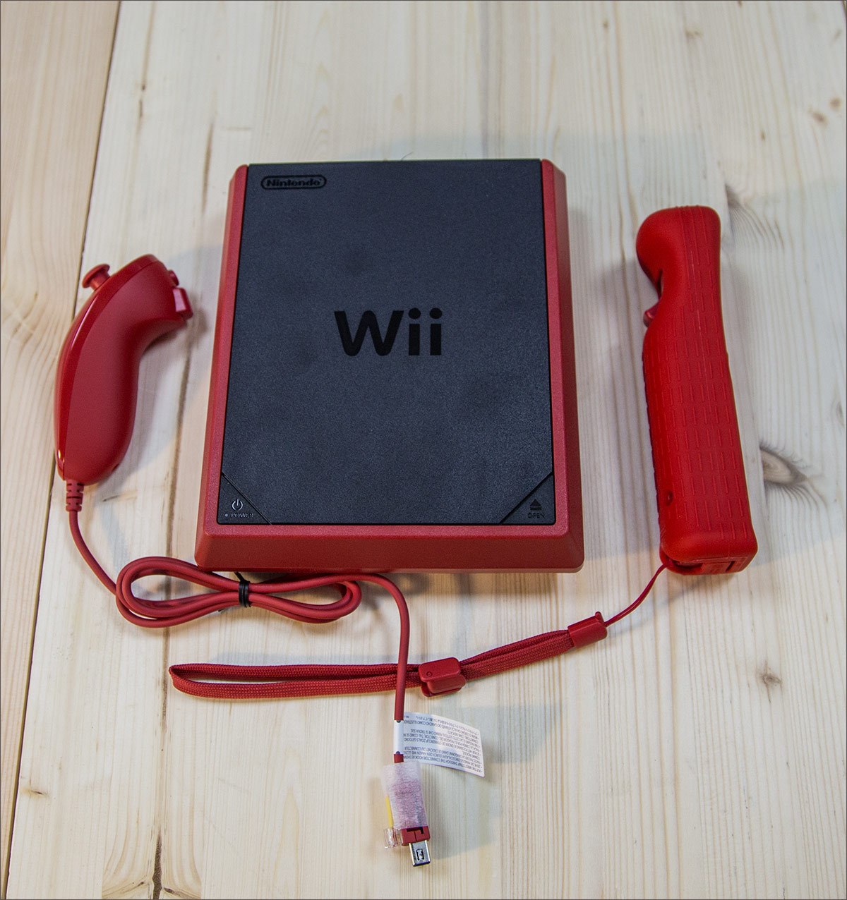 Nintendo Wii mini: графон не завезли. Зато завезли геймплей - 3