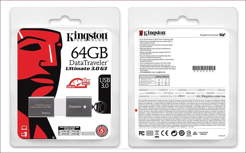 Тестирование пяти накопителей Kingston с интерфейсом USB 3.0 - 10