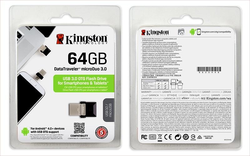 Тестирование пяти накопителей Kingston с интерфейсом USB 3.0 - 6